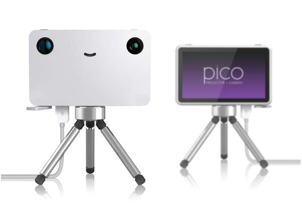 Pico the Video Camera Projector