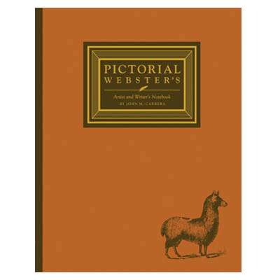 pictorial artist and writers notebook