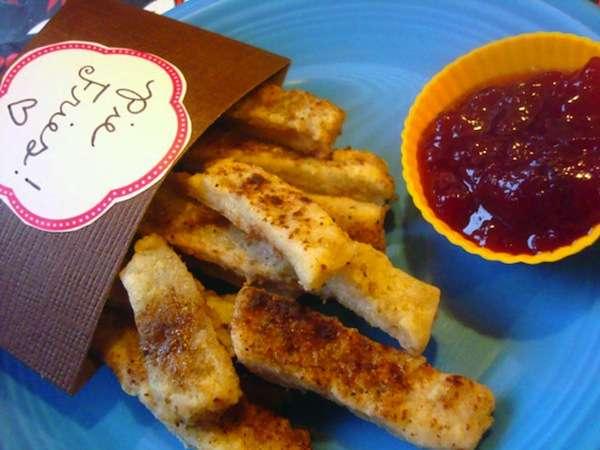 Fast Food-Mimicking Pies