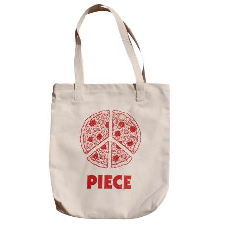 Piece Tote by TEAM