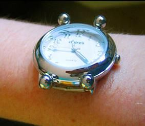 Pierced Watch