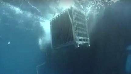 Underwater Wine Cellars