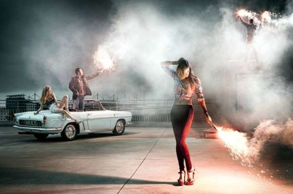 Fantastical Firework Photography