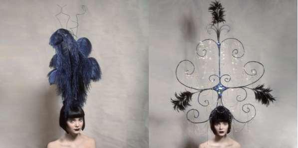 Extravagant Headpieces