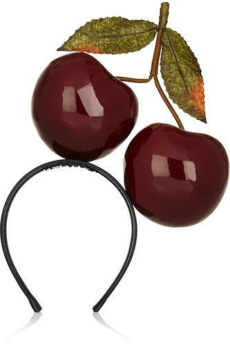 Bodacious Cherry Headbands