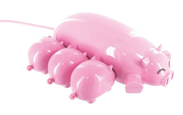Porky USB Hubs