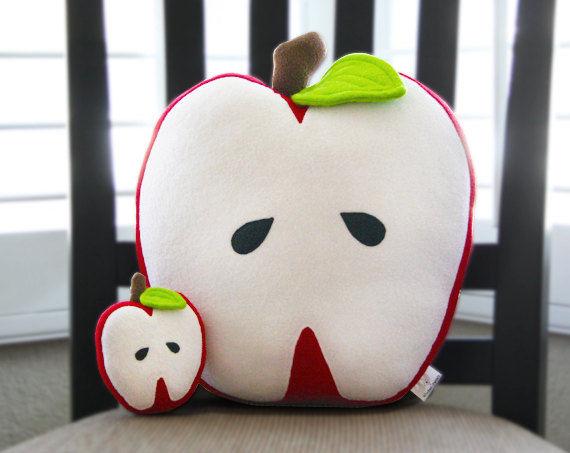 Inedible Fruit Cushions