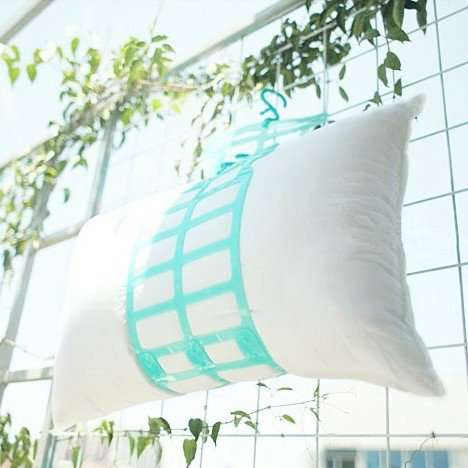 pillow drying rack