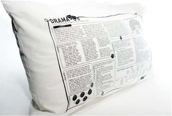 Study Guide Cushions