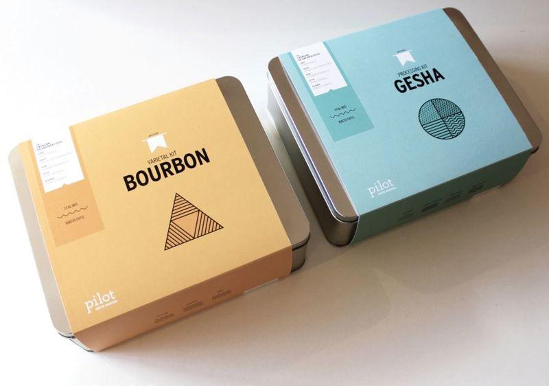 Coffee Tasting Kits