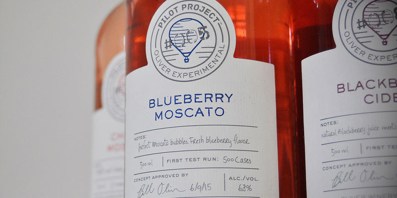 Small-Batch Experimental Moscatos