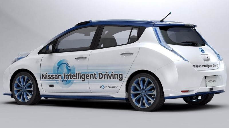 Automated High-Tech Vehicles