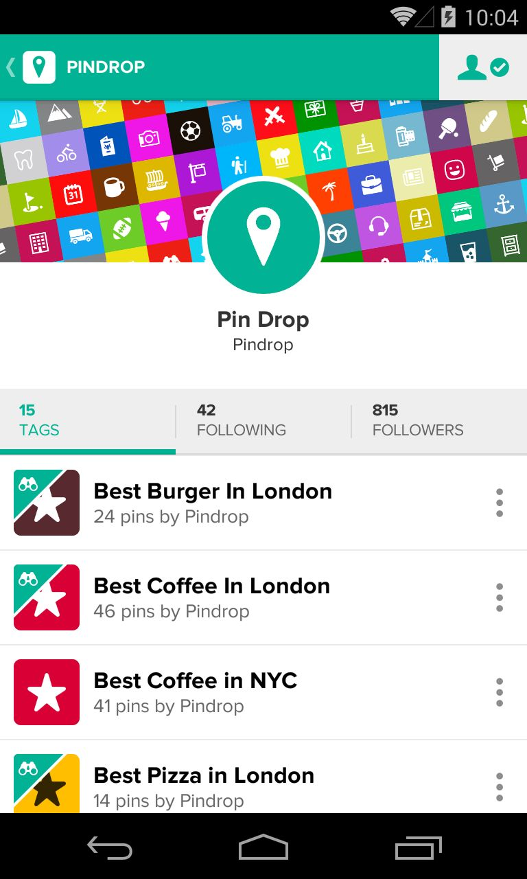Personalized Map Apps