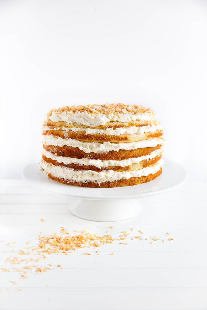 Pina Colada Cakes