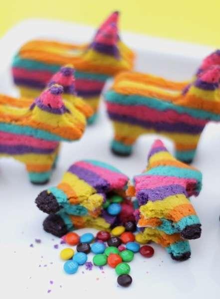 Candy-Concealing Fiesta Cookies