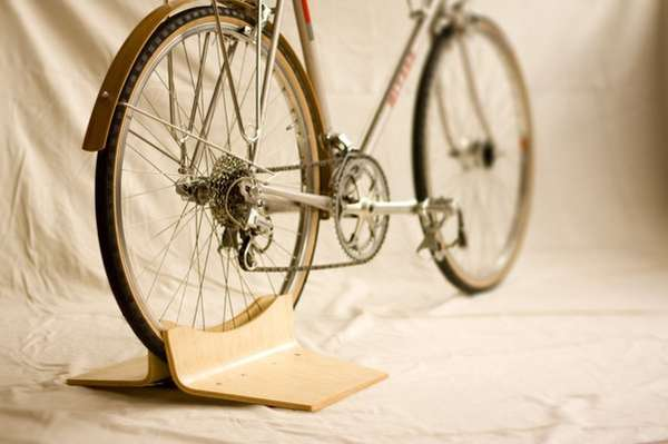 Minimalist Bike Stands