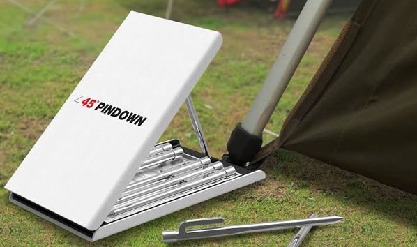 Pedal-Pushed Tent Kits