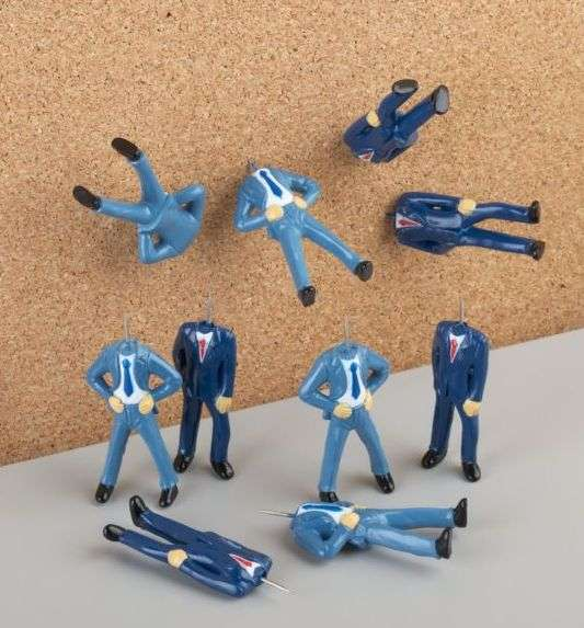 Decapitated Office Supplies