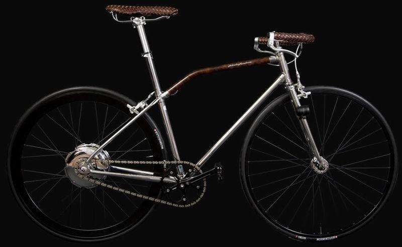Luxurious Retro Cycles