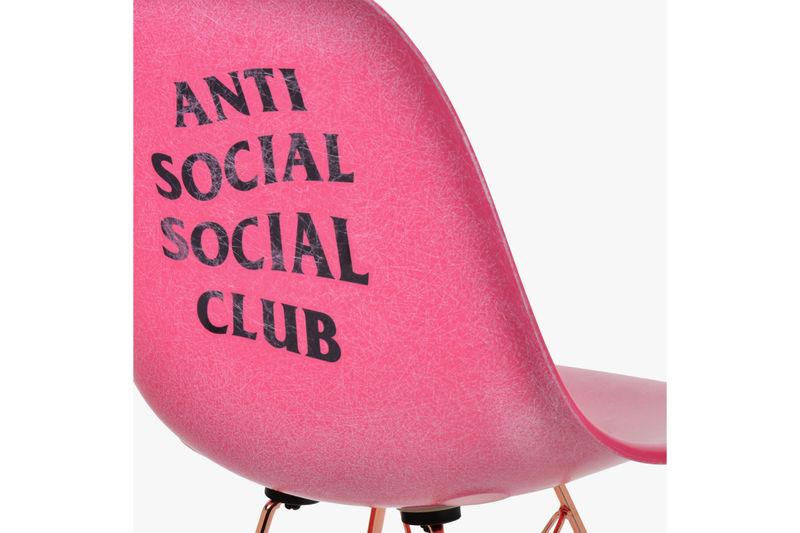 Retro Streetwear-Branded Seating