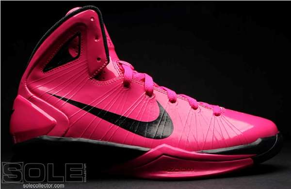 Hot Pink Court Kicks
