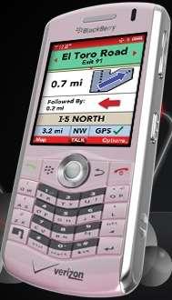 Pink PDAs