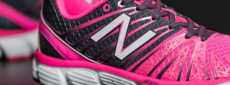 Cancer-Fighting Running Shoes