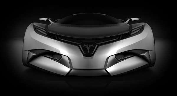 Manta Ray Supercars