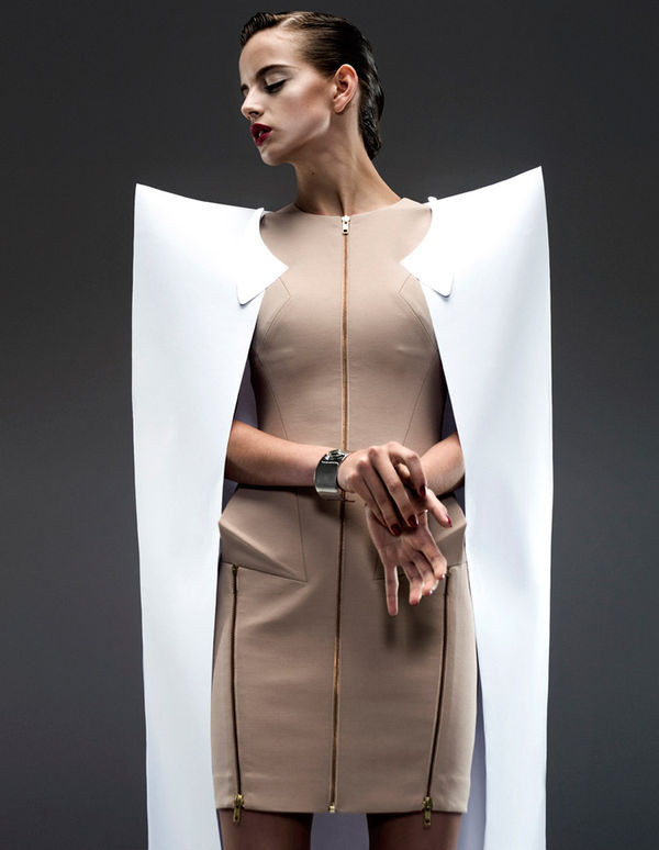 Sophisticated Futurism Editorials