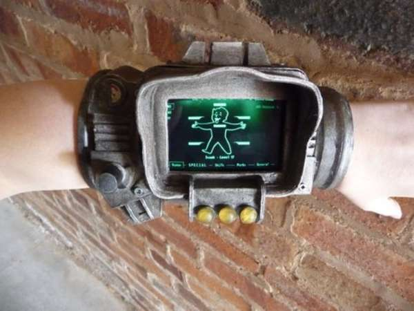 PIP-Boy 3000 iPhone