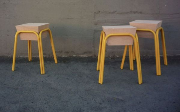 Wonderful Wedged Seating