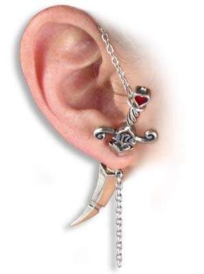 Pirate Ear Stud