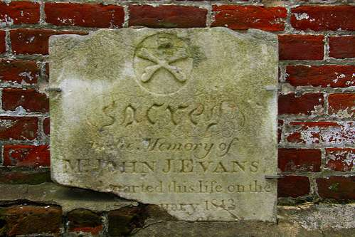 Pirate-Themed Graves