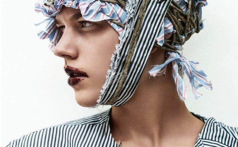 Haute Headwrap Editorials