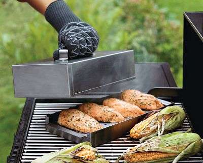 Heat-Resistant BBQ Gloves