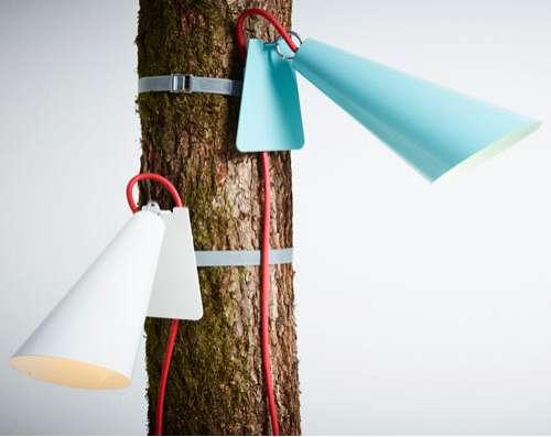 Arborial Lamp Fixtures