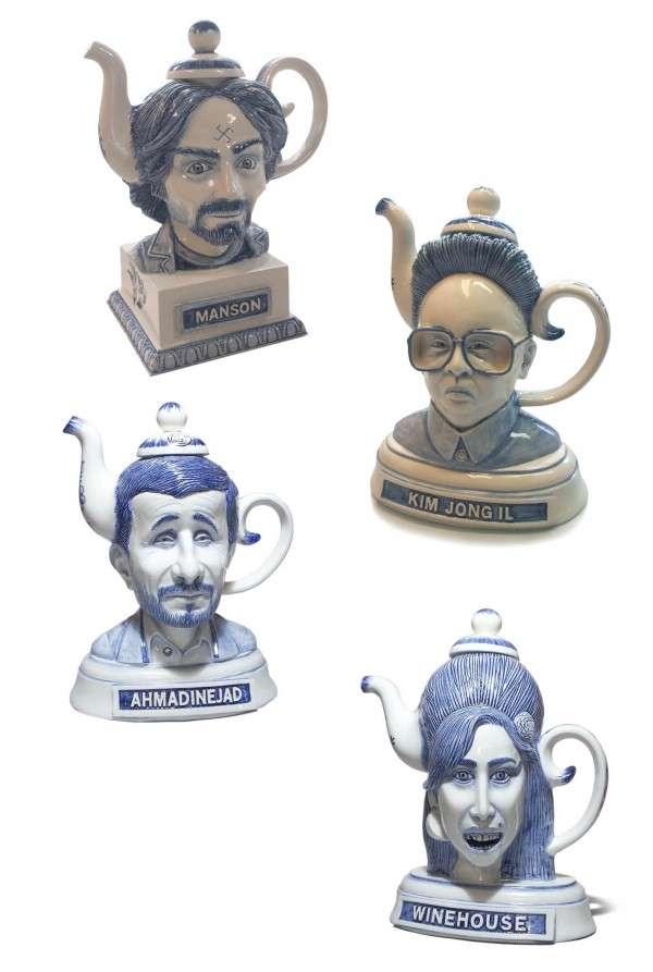 Villainous Teapots