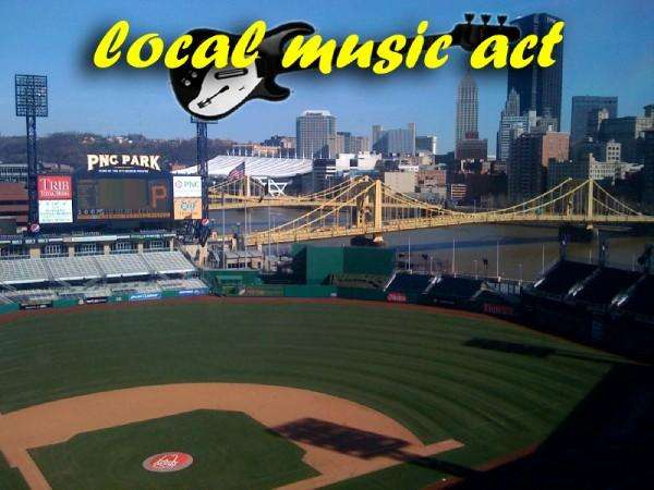 Local Music Baseball Shows