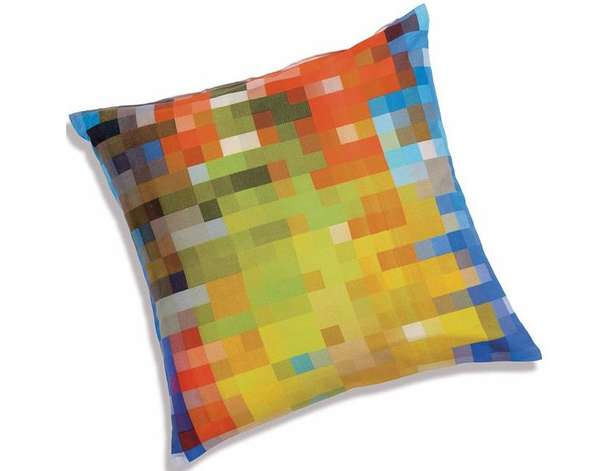 Low-Resolution Cushions