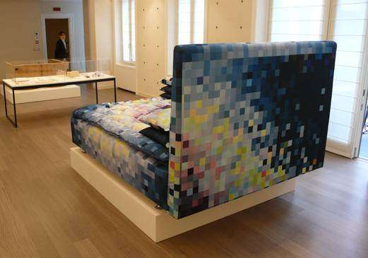 Pixelated bedding