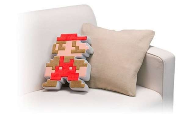 8-Bit Couch Cushions