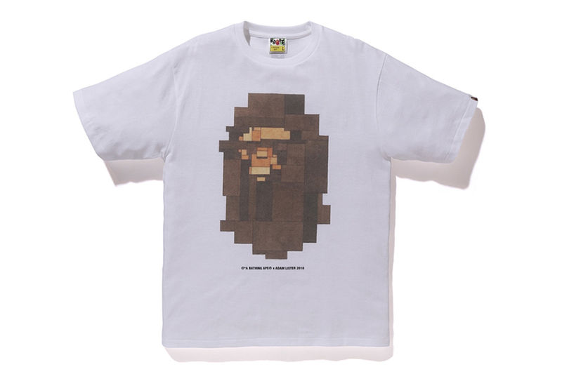 8-Bit Streetwear Shirts