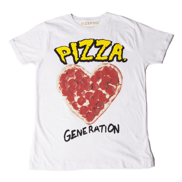 Generational Pizza Tees
