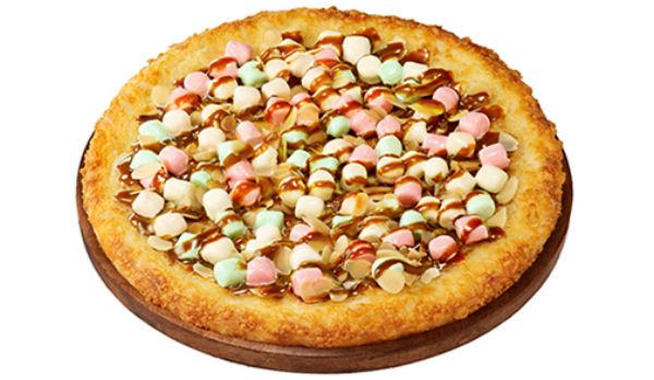 Marshmallow Pizzas