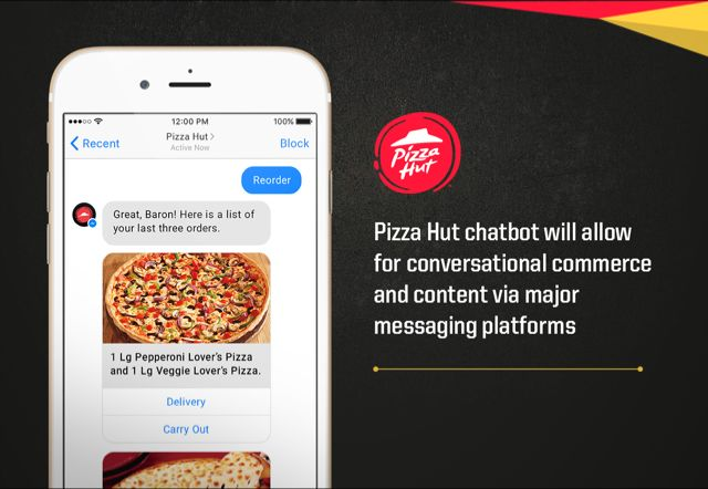 Pizza-Ordering Bots