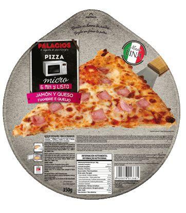 Microwave-Friendly Pizzas