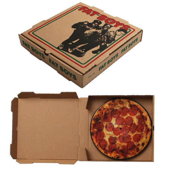 Pizza-Shaped Records