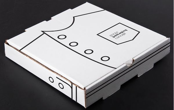 Pizza Packaging Concept