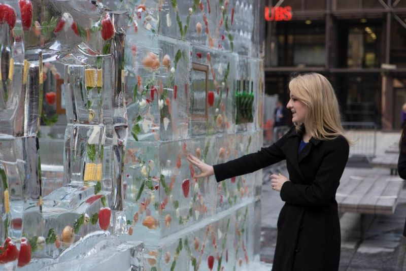 Icy Produce Installations