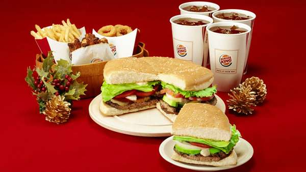Multiple Helping Hamburgers